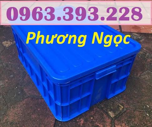Thùng nhựa có nắp, thùng nhựa đặc HS017, sóng nhựa bít HS017 T%25C4%2590254