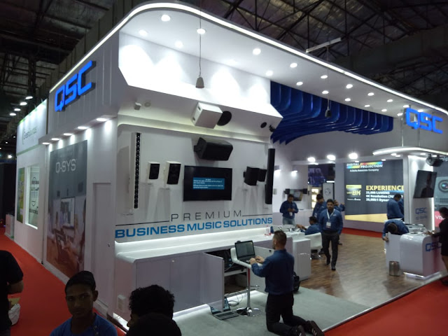 best booth builder in trade shows in india