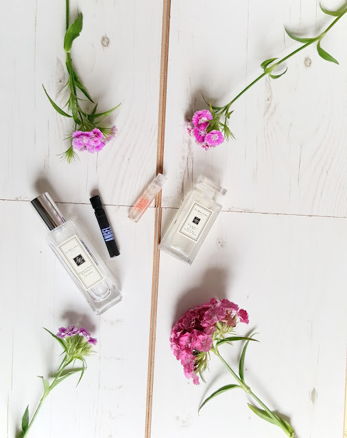 summer fragrances, jo malone