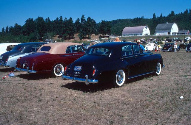 Classic Cars Shows Bellevue Wa