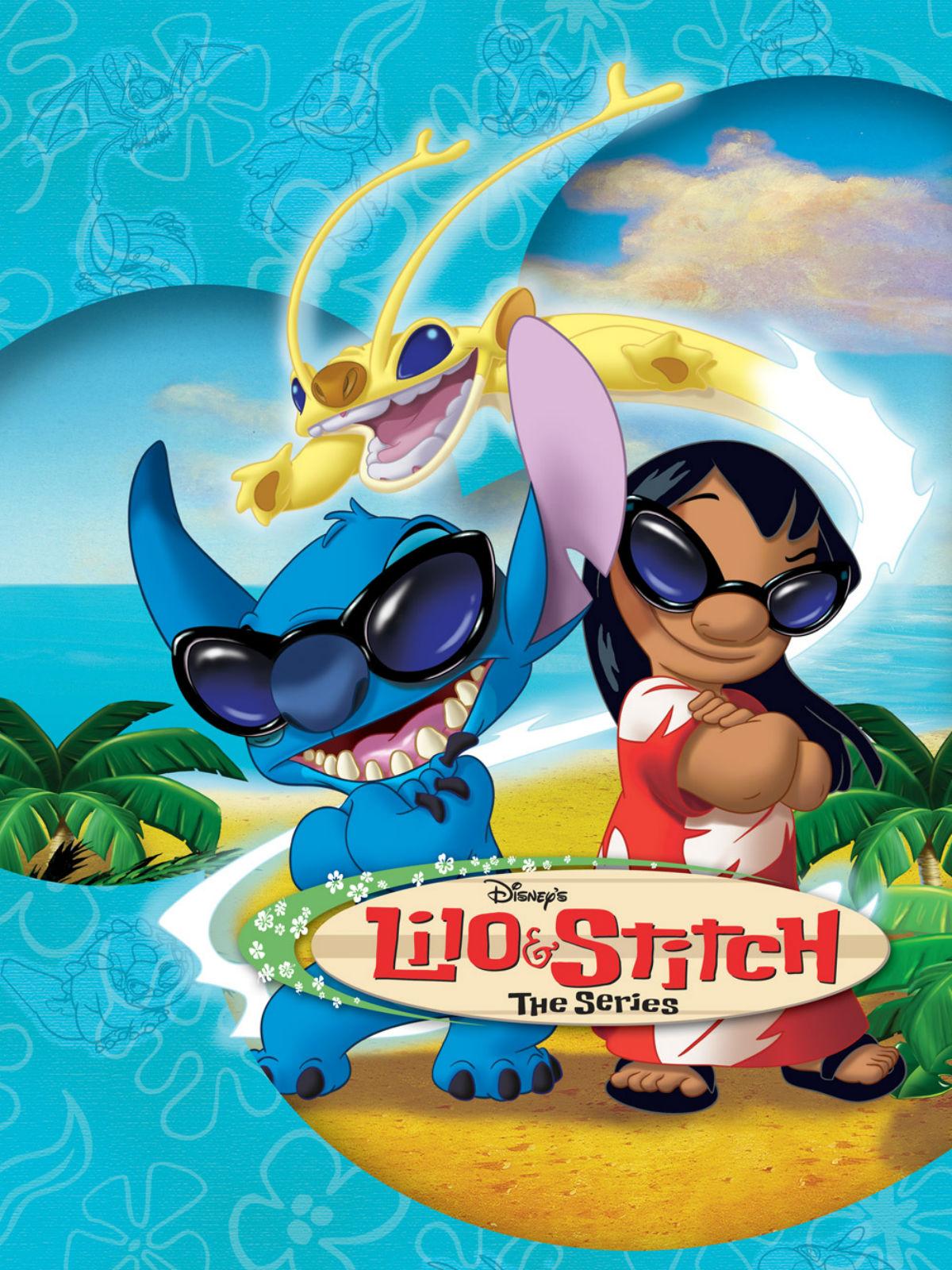 Lilo Y Stitch: La Serie |01/65| |Audio Latino| |120 MB| |HD Ligero 720p| |Mega|