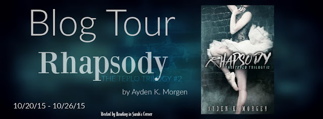 Blog Tour: Ayden K. Morgen and Rhapsody 1