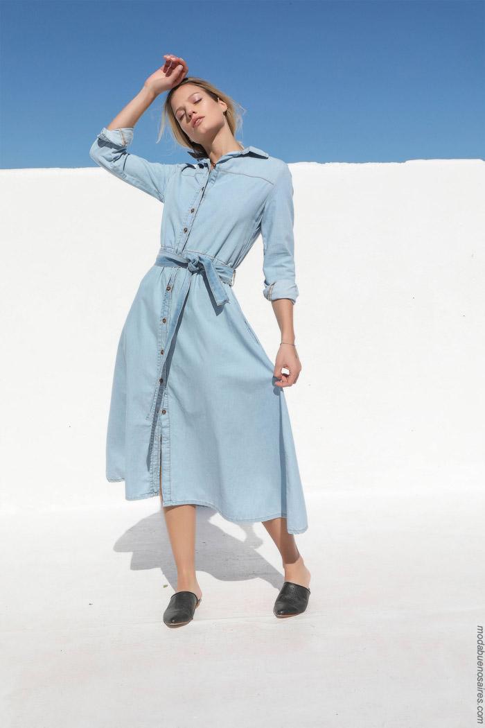 ropa que esta de moda esta primavera verano 2020