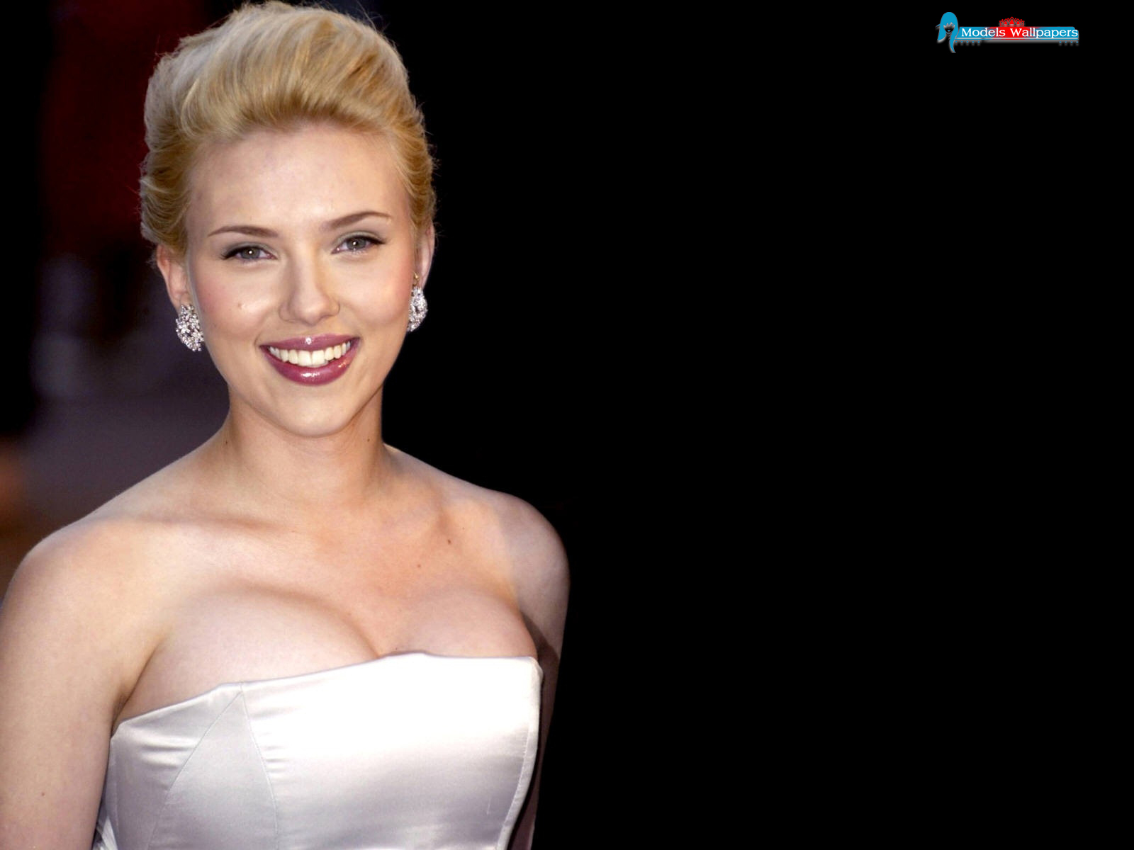 scarlett johansson model - photo #1