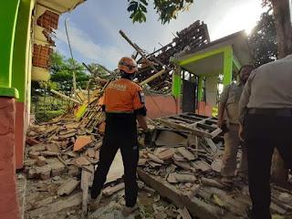 BAZNAS Bantu Korban Terdampak Gempa di Sukabumi