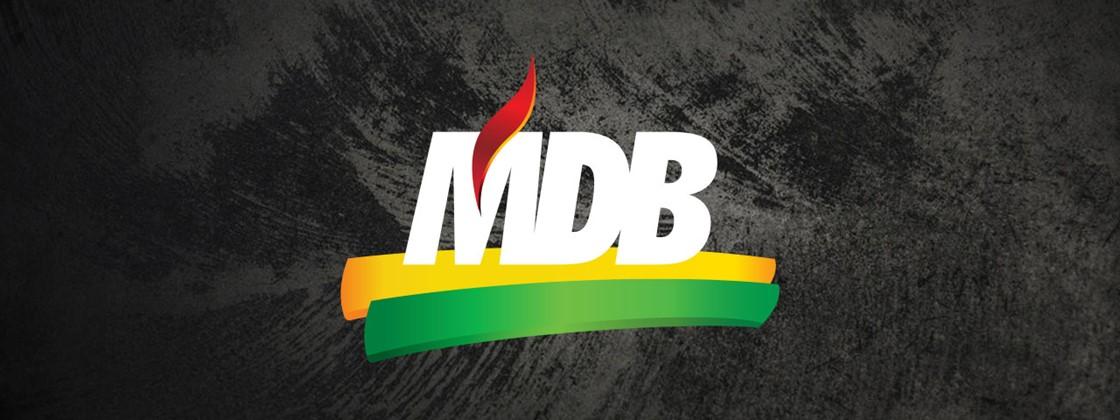 MDB emite nota de repúdio por