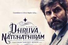 Dhruva Natchathiram 2017 Tamil Movie Starring Vikram