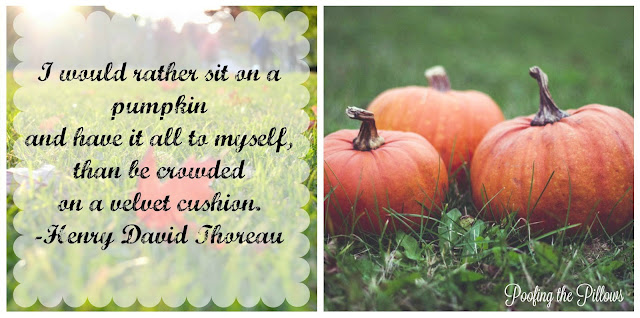 fall quotes, autumn quotes, quotes about fall, quotes about autumn, Henry David Thoreau, pumpkin