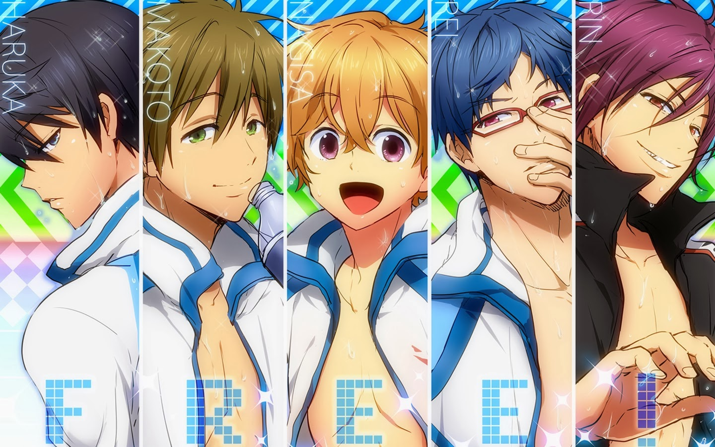 Free Iwatobi Swim Club Quotes. QuotesGram