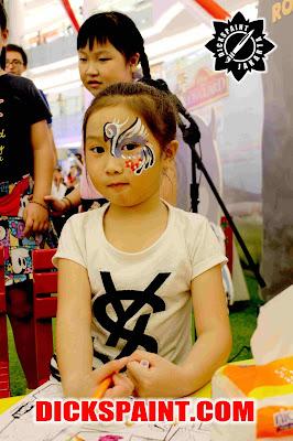 Face Painting Kids Disney Jakarta