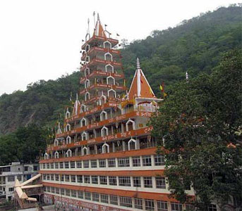 Tera Manzil Temple – 13 Story-Tall Temple