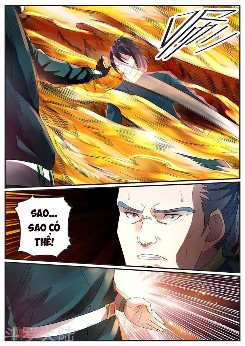 Ngự Thiên chap 68 - Trang 4