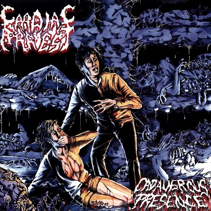 Cardiac Arrest - Cadaverous Presence CD 2008