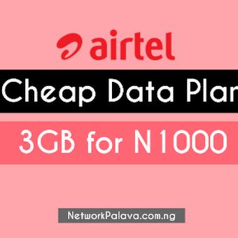 100% Working Airtel 500 Naira Data Plan Code 2019