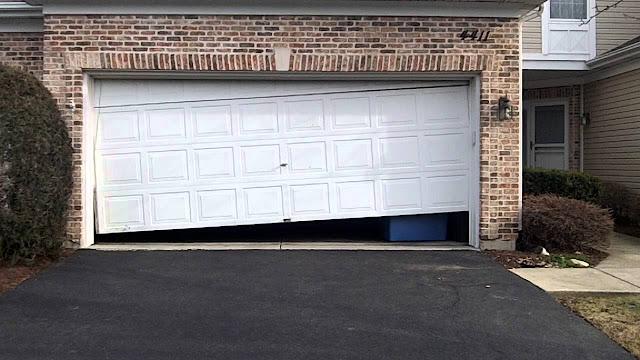Fix or Replace Your Garage Door