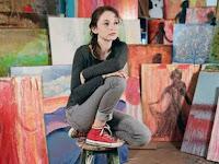 Remaja 14 Tahun Ini Hasilkan Rp91 Miliar dari Lukisan
