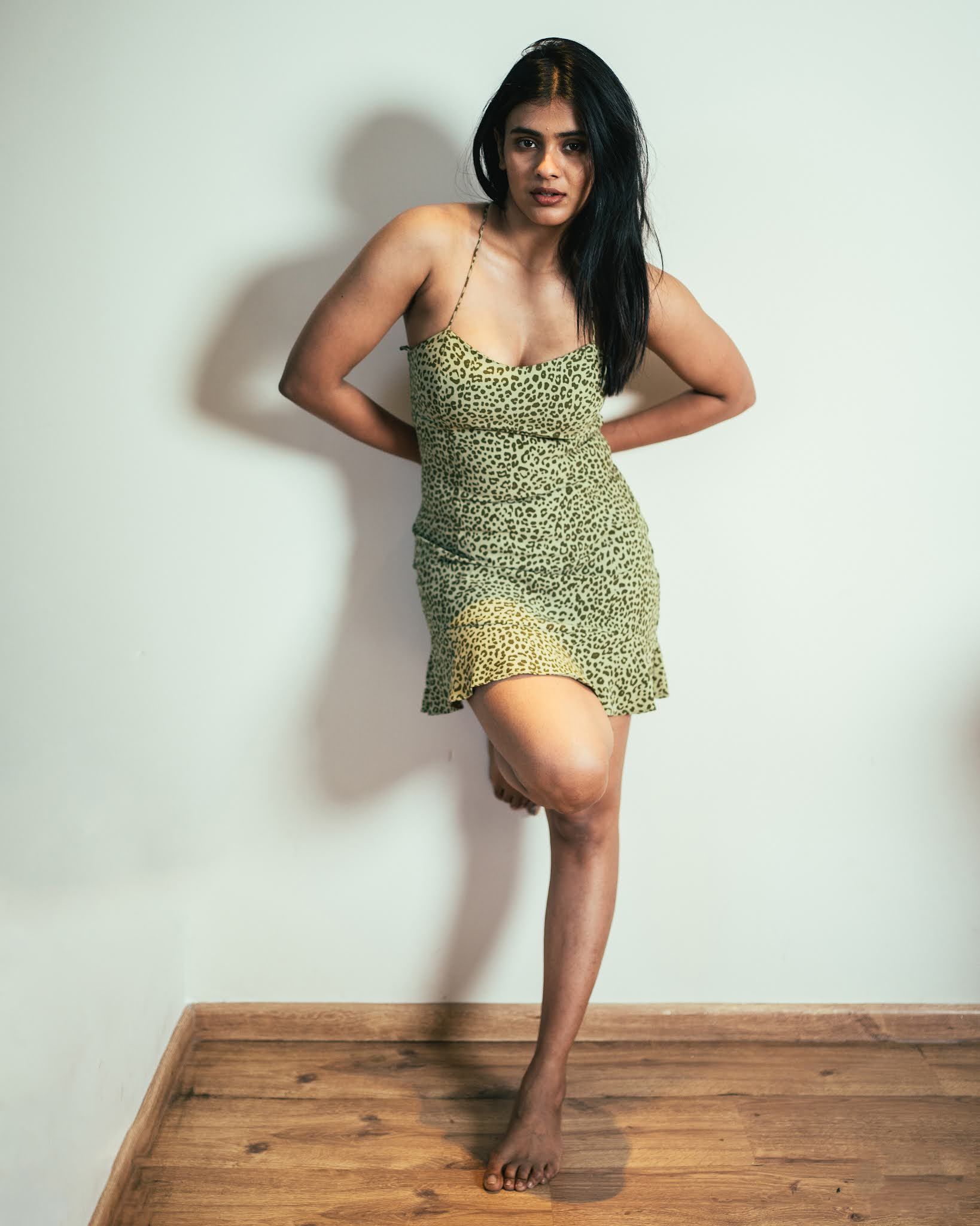 Hebah Patel Hot Photoshoot HD Stills Photos