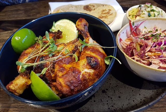 Queen of the South, Prahran, pollo pibil