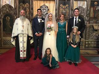 Nunta Tinerilor Simona si Adrian, Catedrala Mitropolitana Cluj-Napoca