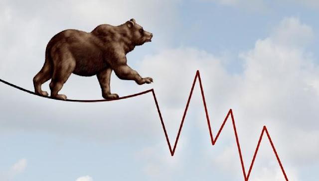 bear market negative outlook