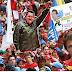 Esa época cuando Íñigo Errejón no escondía que era Chavista y apoyaba la Revolución Bolivariana.