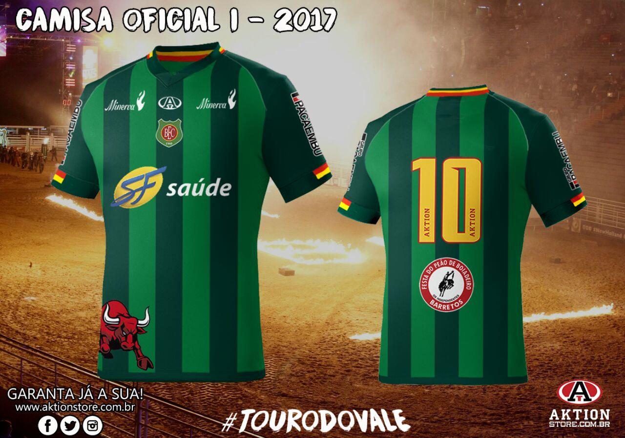 c4d6ea2ec2 Aktion Sports divulga as novas camisas do Barretos - Show de Camisas