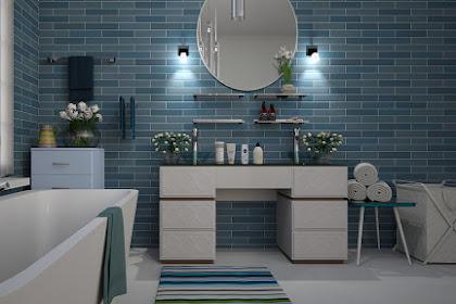 Tips Renovasi Toilet Agar Tampak Mewah dengan Budget Terbatas