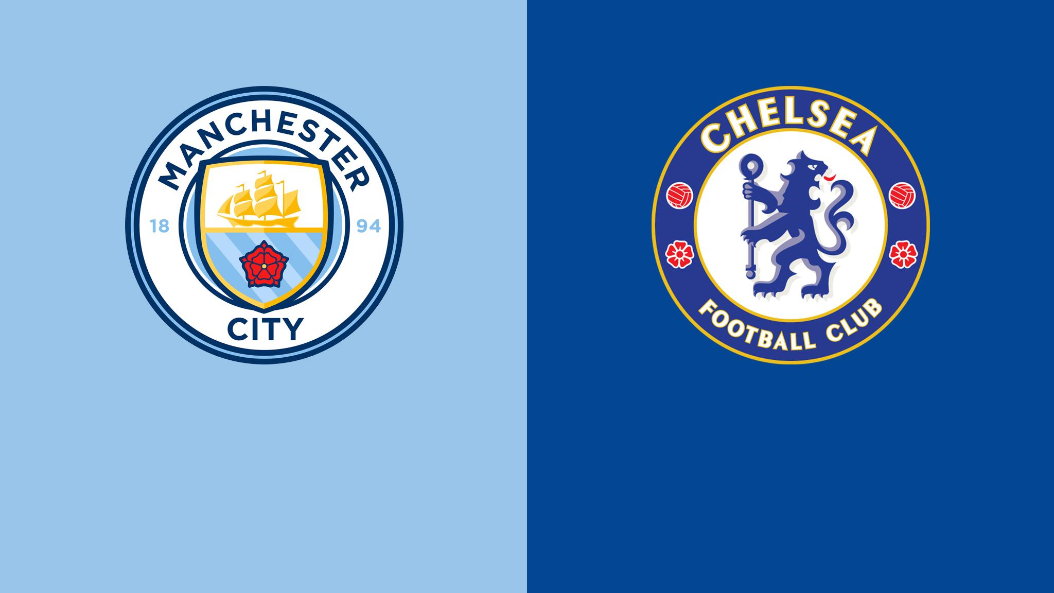 Man City vs Chelsea premier league