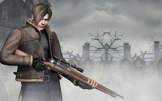 لعبة resident evil 4 الاصلية Mobile لاجهزة الاندرويد