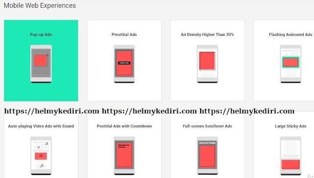 better ads standard diperangkat seluler