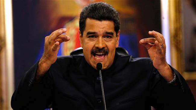 Nicolas Maduro accuses CIA of plotting with neighbors against Venezuela