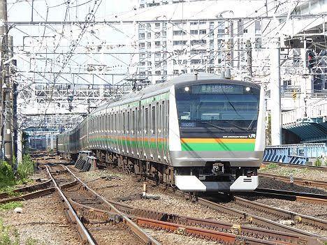 【ダイヤ改正で残存!】上野東京ライン 高崎線内アーバン 高崎行き2 E233系