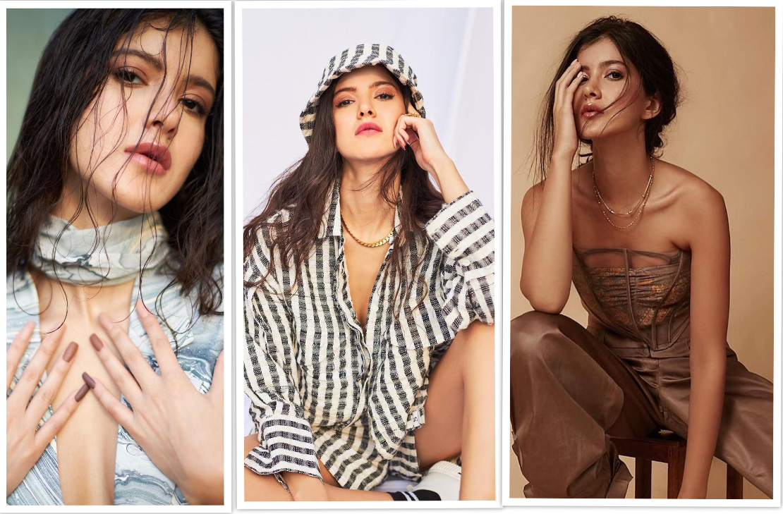 Actors Pics: Sanjay Kapoors daughter Shanaya poses for a sultry new photoshoot