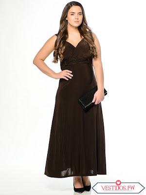 vestidos para gorditas jovenes