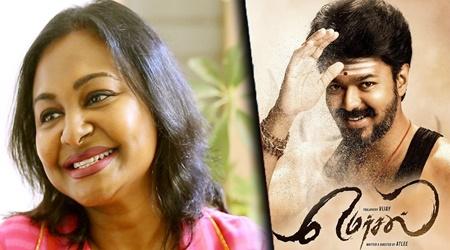 Vijay 61 Merasal's Audio Launch will be Huge : Hema Rukhmini Interview