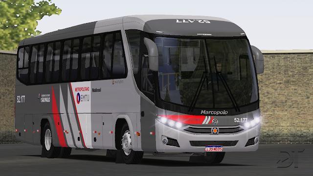 OMSI 2 - Marcopolo Viaggio G7 900 VW 17.230 OD Euro V