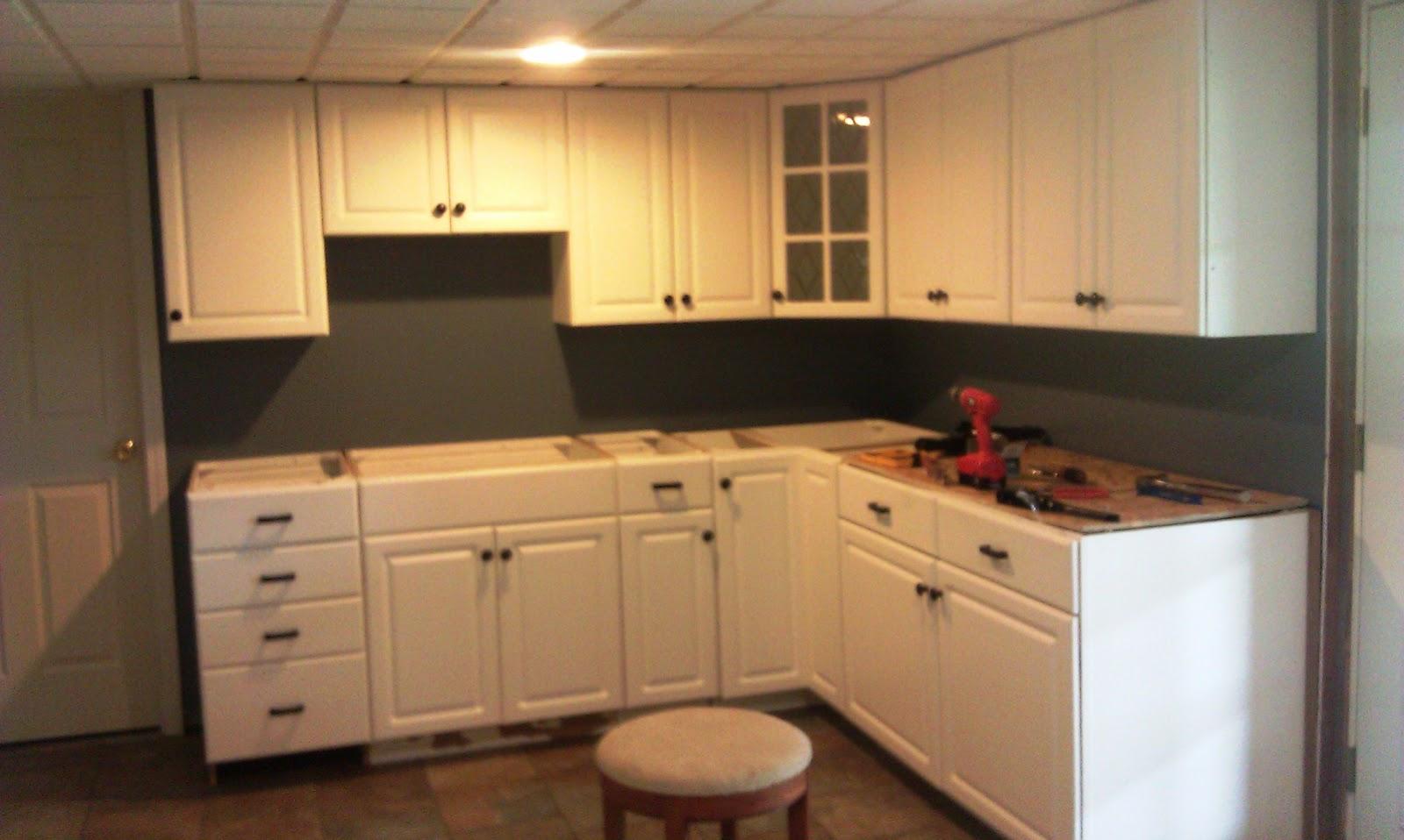 - Home Improvement Mom And Wife: Slate Backsplash With White Cabinets!
