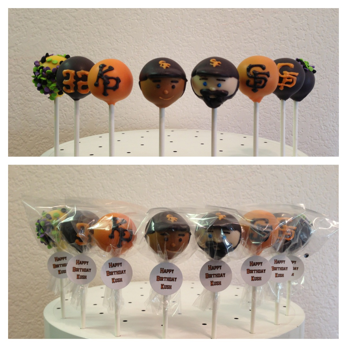 Sons Of Anarchy Cake Pops