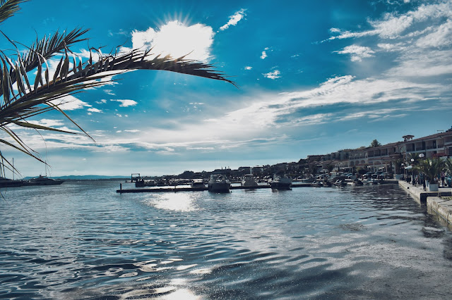 Dinevi Sveti Vlas - bułgarski raj żeglarzy