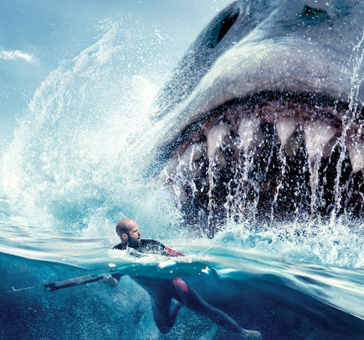 A Not-Quite Movie Review: The Meg