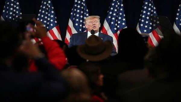 Trump descarta levantar los aranceles impuestos a China