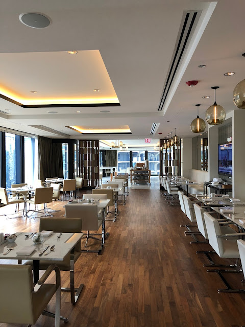 The Langham Club Lounge