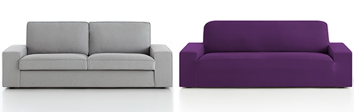 Decoración Textil Rosagabriel Fundas Para Sofás De Ikea