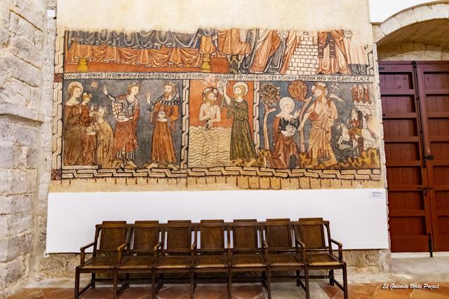 Pinturas Murales de San Sebastián de los Caballeros - Toro