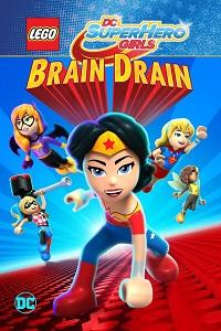 Watch Lego DC Super Hero Girls: Brain Drain Online Free in HD