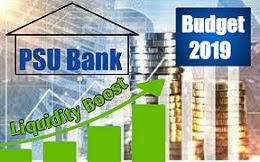 PSU Bank -Budget 2019.