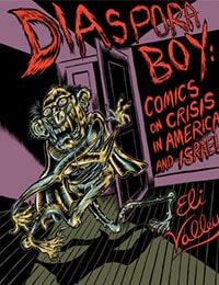 Diaspora Boy: Comics on Crisis in America and Israel Comic