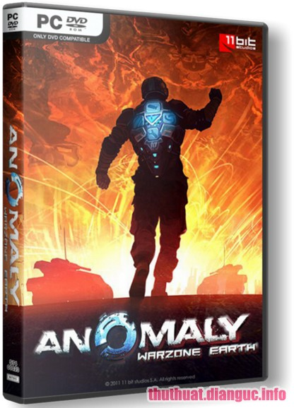 Download Game Anomaly: Warzone Earth Full crack Fshare