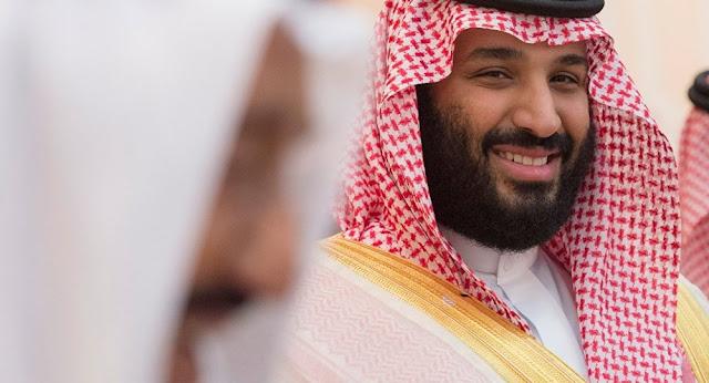 طموح محمد بن سلمان