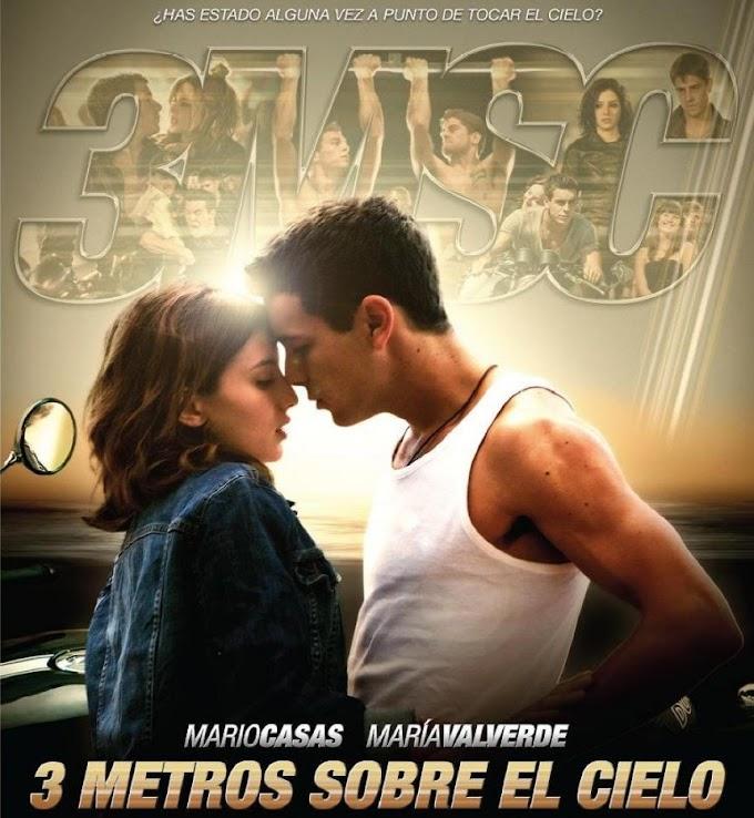 """"""" 3 METROS SOBRE EL CIELO 2010 """" ONLINE"""